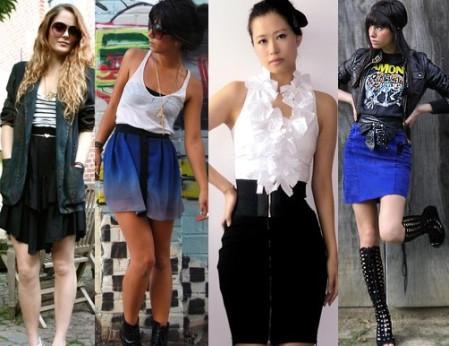 moda adolescente